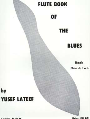 FLUTE BOOK OF THE BLUES I & II