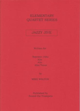 JAZZY JIVE (score & parts)
