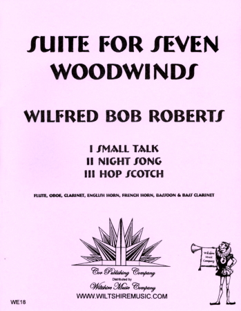 SUITE for Seven Woodwinds