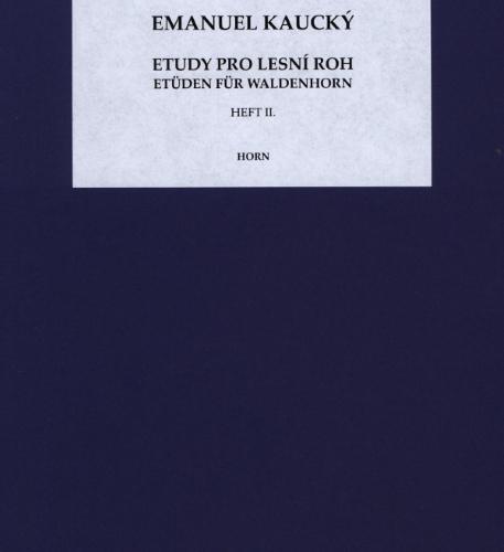 STUDIES FOR HORN Book 2