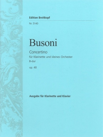 CONCERTINO in Bb major Op.48