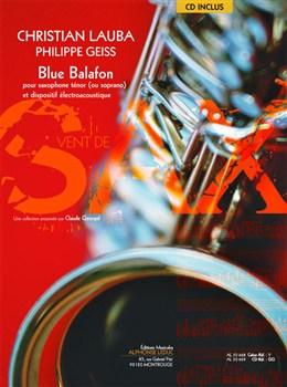BLUE BALAFON + CD