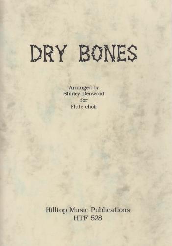 DRY BONES (score & parts)