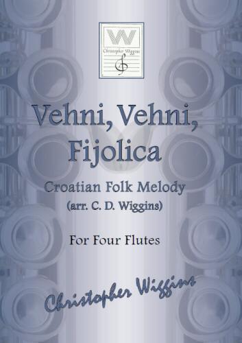 VEHNI, VEHNI, FIJOLICA (score & parts)