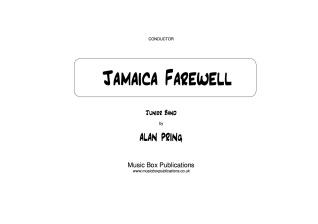 JAMAICA FAREWELL (score & parts)