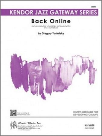 BACK ONLINE (score & parts)
