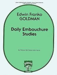 DAILY EMBOUCHURE STUDIES