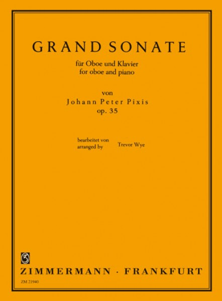 GRAND SONATE Op.35
