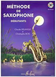 METHODE DE SAXOPHONE + CD