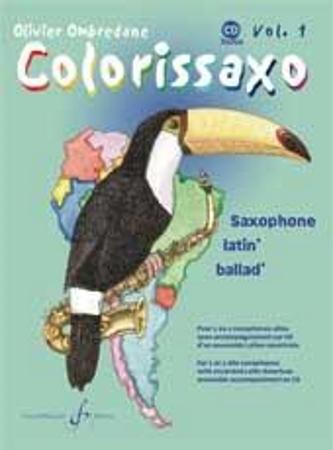 COLORISSAXO Volume 1 + CD