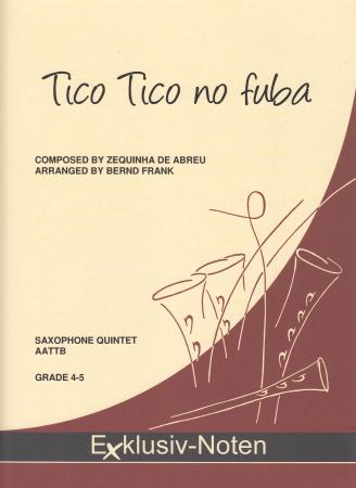 TICO TICO NO FUBA score & parts