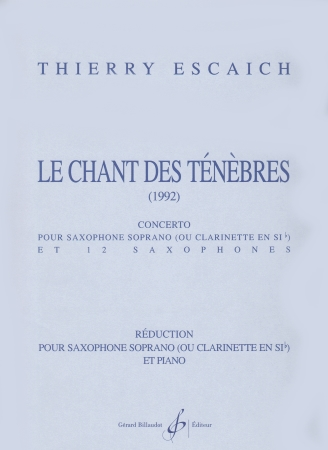LE CHANT DES TENEBRES (1992)