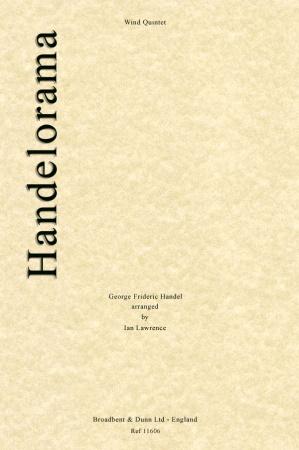 HANDELORAMA (score & parts)