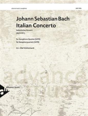 ITALIENISCHES KONZERT BWV 971