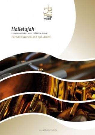 HALLELUJAH (score & parts)