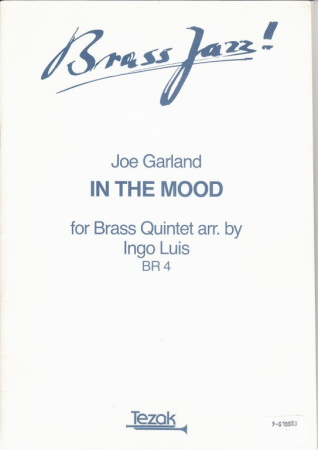 IN THE MOOD (score & parts)