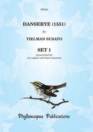 DANSERYE (1551) Set 1