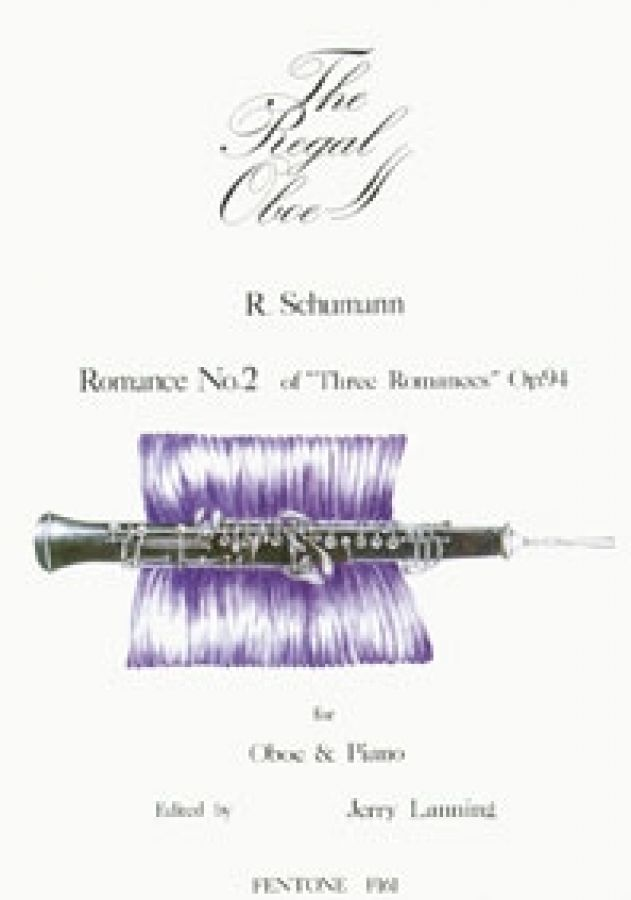 THREE ROMANCES Op.94 No.2