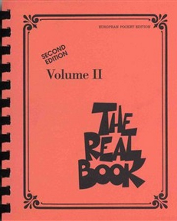 THE REAL BOOK Volume II (European Pocket Edition)