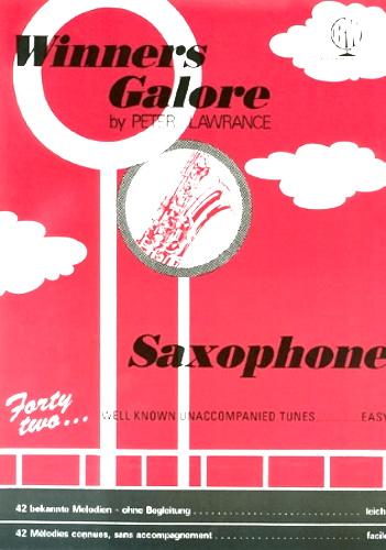 WINNERS GALORE Saxophone Part