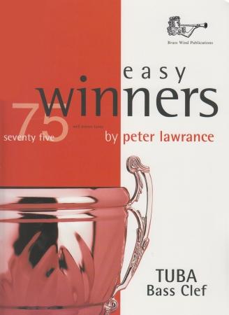 EASY WINNERS Tuba Part (bass clef)