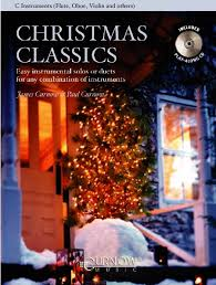 CHRISTMAS CLASSICS + CD (Eb Edition)