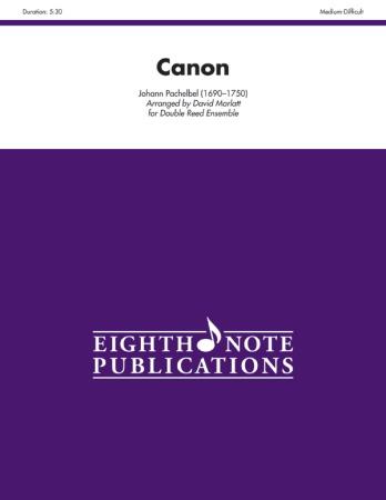 CANON (score & parts)