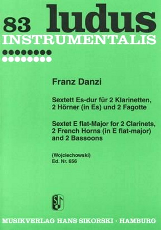 SEXTET in Eb major (set of parts)