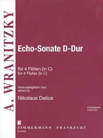 ECHO SONATA in D