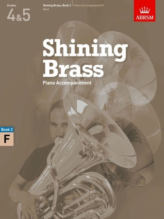 SHINING BRASS Book 2 Piano Accompaniment (F Horn)