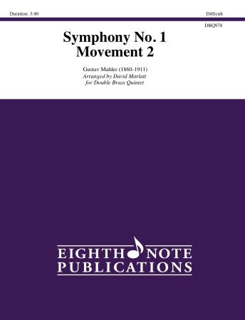 SYMPHONY No.1 2nd Movement (score & parts)