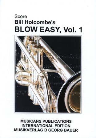 BLOW EASY Volume 1 score