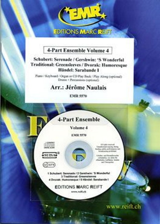 QUARTET ALBUM Volume  4
