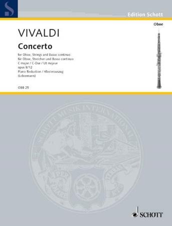 CONCERTO in C FI/31 PV8 RV449 Op.8/12