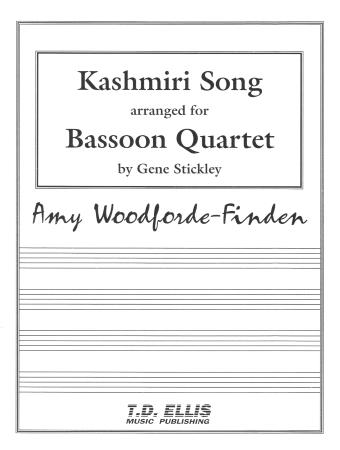KASHMIRI SONG (score & parts)