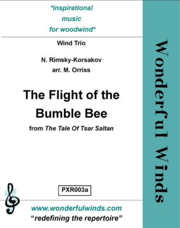 THE FLIGHT OF THE BUMBLE BEE score and parts