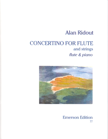 CONCERTINO FOR FLUTE set of parts