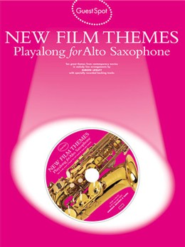 GUEST SPOT: New Film Themes Playalong + CD