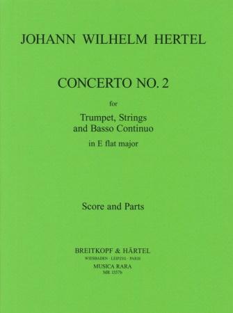CONCERTO No.2 (score & parts)