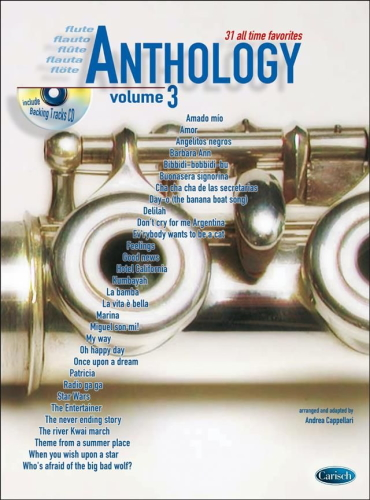 ANTHOLOGY Volume 3 + CD