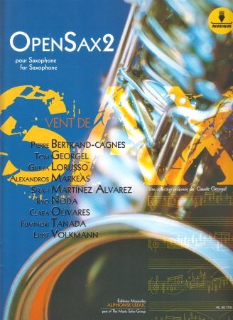 OPENSAX Volume 2 + Download