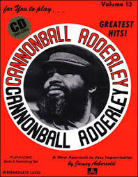 CANNONBALL ADDERLEY Volume 13 + CD