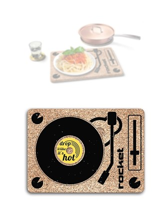 TRIVET & TRAY DJ Three-Vet (3-in-1)