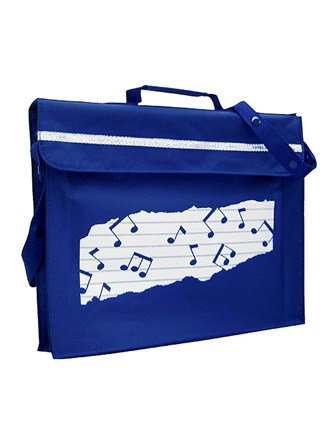 MUSIC BAG Primo (Royal Blue)