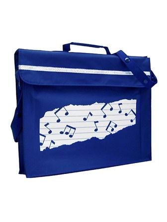 MUSIC BAG Primo (Royal Blue)