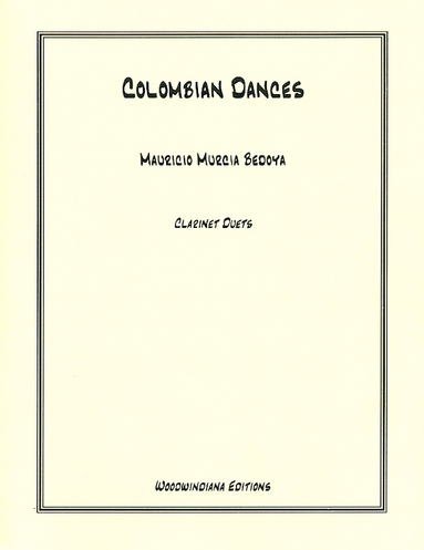 COLOMBIAN DANCES