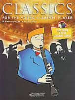 CLASSICS for the young clarinet player + CD