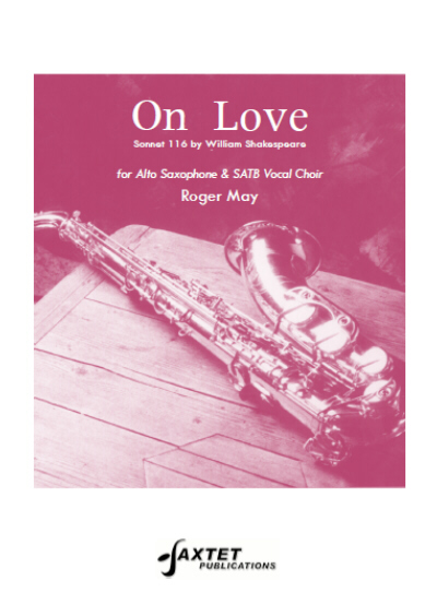 ON LOVE vocal score