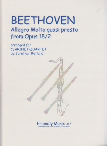 ALLEGRO MOLTO from Op.18 No.2