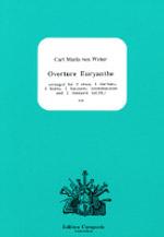 OVERTURE 'Euryanthe'